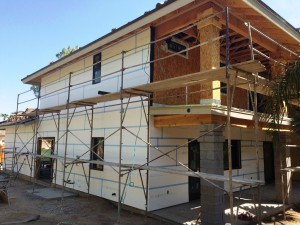 2-story home addition paradise valley, az