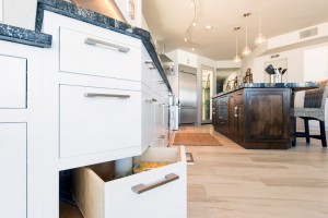 Ahwatukee kitchen remodel contractor custom drawers