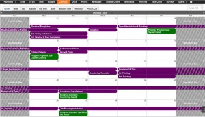 Design/Build Home Remodel Contractor online Scheduling System