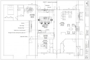 Interior Design, Space Planning, and Layout for Kitchen, Bathroom, Room Additions in Phoenix, AZ
