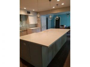 Quartz countertops Arcadia, AZ kitchen remodel