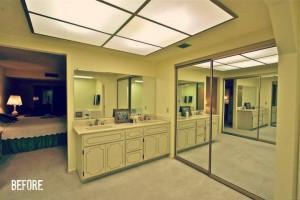 "Scottsdale, AZ Master Bathroom ""Before"""