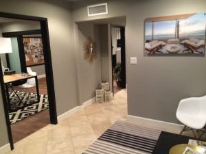 professional design/build home remodel office
