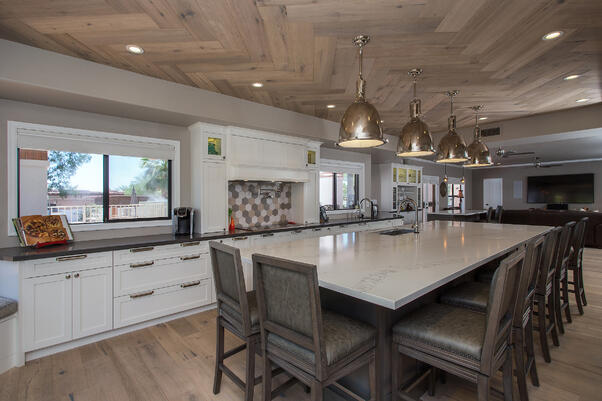 design build kitchen remodel in ahwatukee