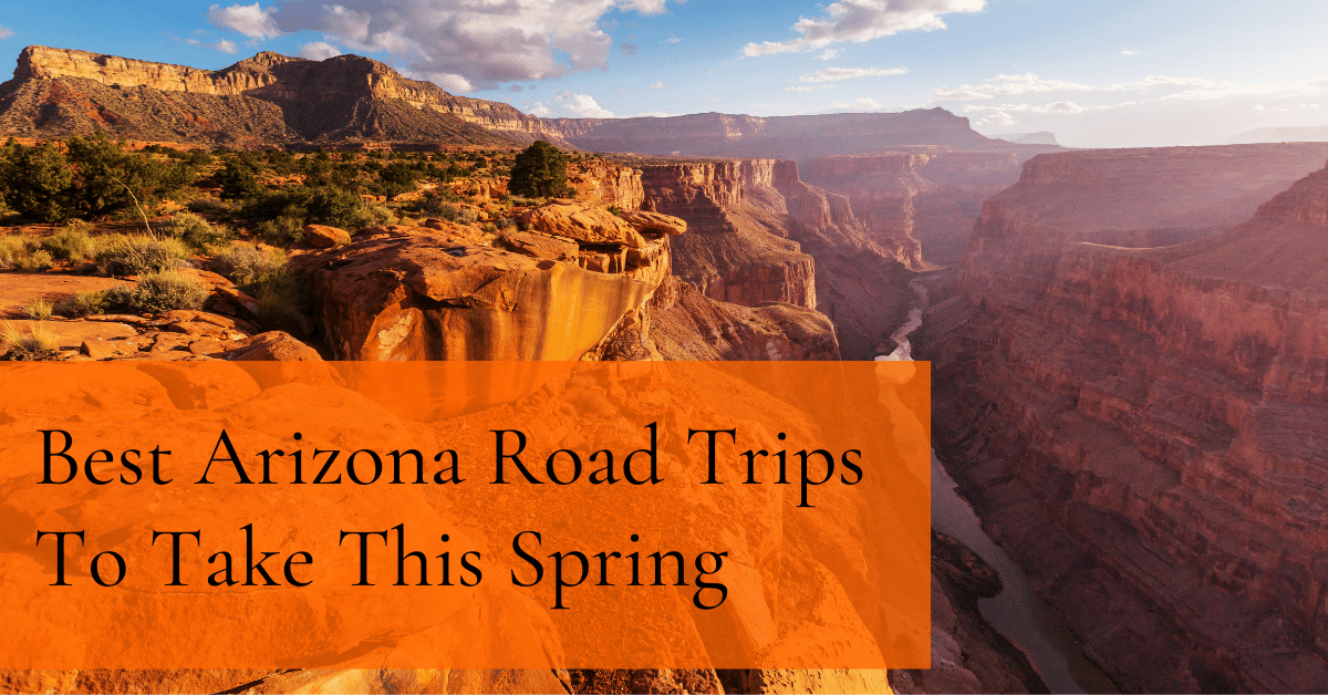 Best Arizona Road Trips To Take This Spring [2021]