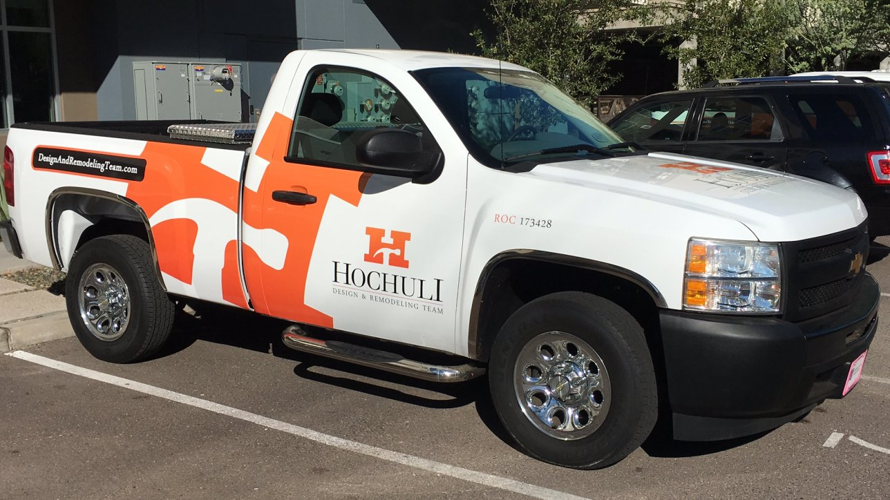 Home Remodeling Contractor Adds a Truck